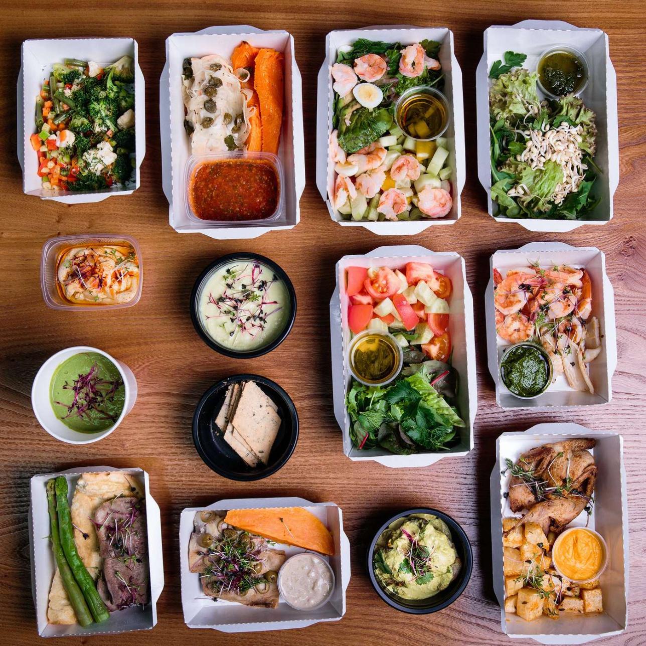 Набор здорового питания Big Apple WorldClass