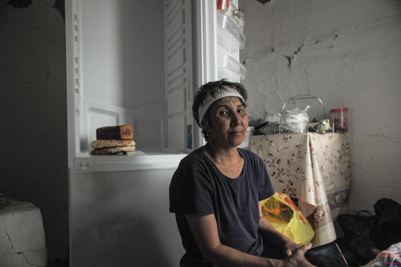 Эльмира да 20 жыл әскери аймақта қарапайым жұмысшы болып істеген