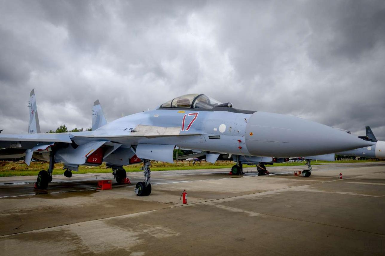 Су-35С, многоцелевой истребитель поколения 4++