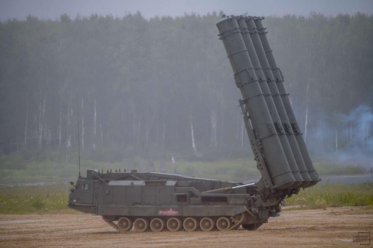 ЗРК С-300В Антей-300