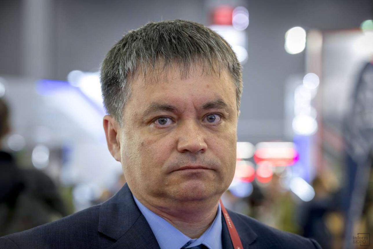"""Александр Шаврин, главный технолог АО""""Тыныс"""""""