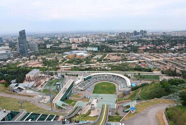 В Бостандыкском районе 373 неосвоенных земельных участка общей площадью 149,13 га