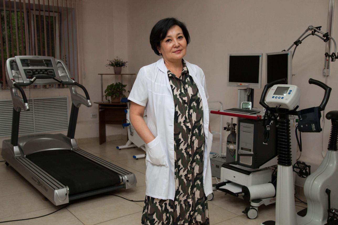 Спортивный психолог Марина Мухановна
