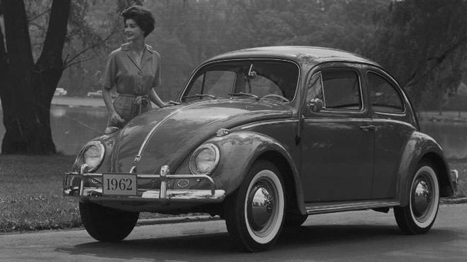 "В 60-х годах ""Жук"" стал культовым автомобилем"