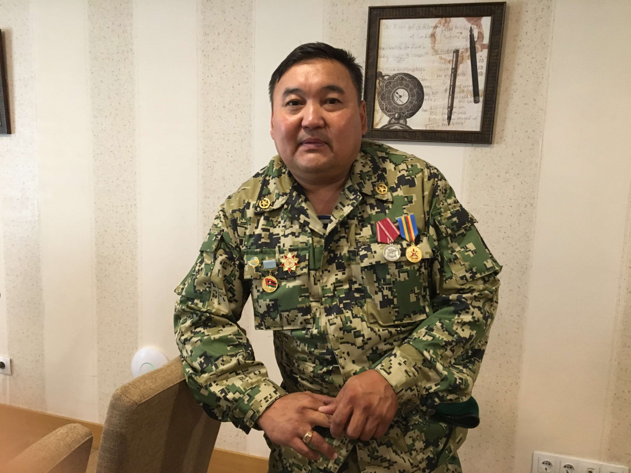 Болат Рысбаев