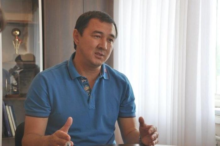 """Генеральный директор """"Тобола"""" Талгат Баймуратов"""