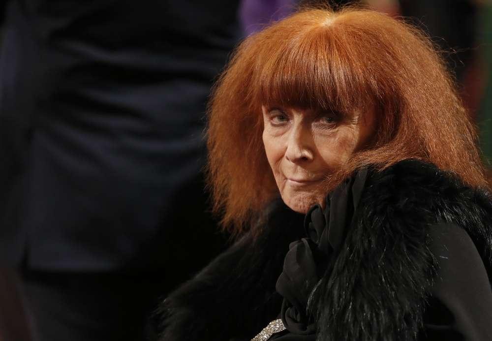 Владелица дома моды Соня Рикель