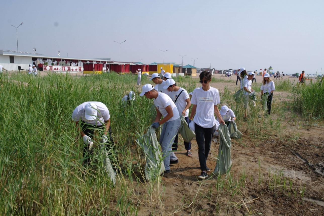 Более 48 тысяч человек приняли участие в экологической акции
