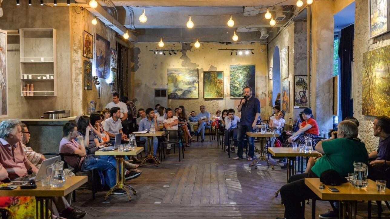 Обсуждение концепции альтернативного плана развития урочища Кок-Жайляу. Алматы. 25 июня 2019 года
