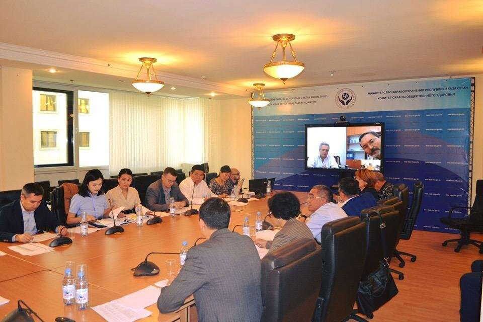Заседание Формулярной комиссии