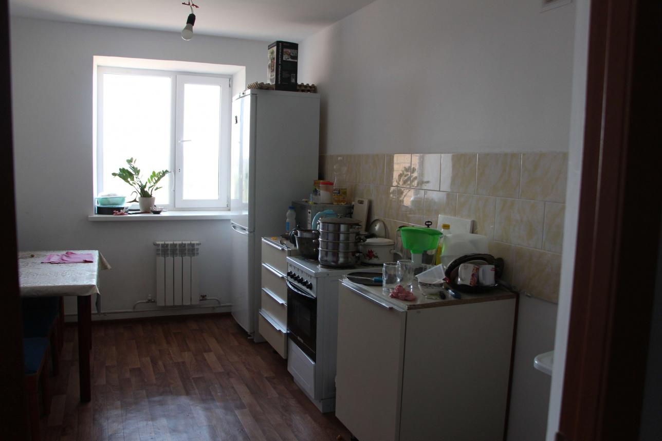 У Марии появилась собственная кухня