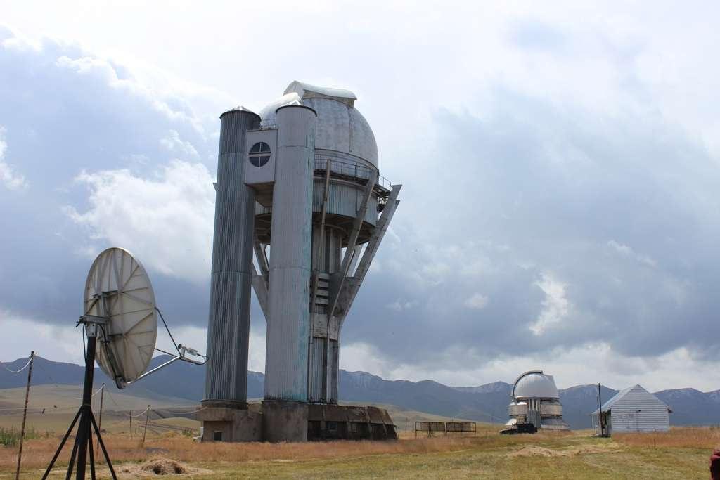 Обсерватория на плато Ассы-Тургень