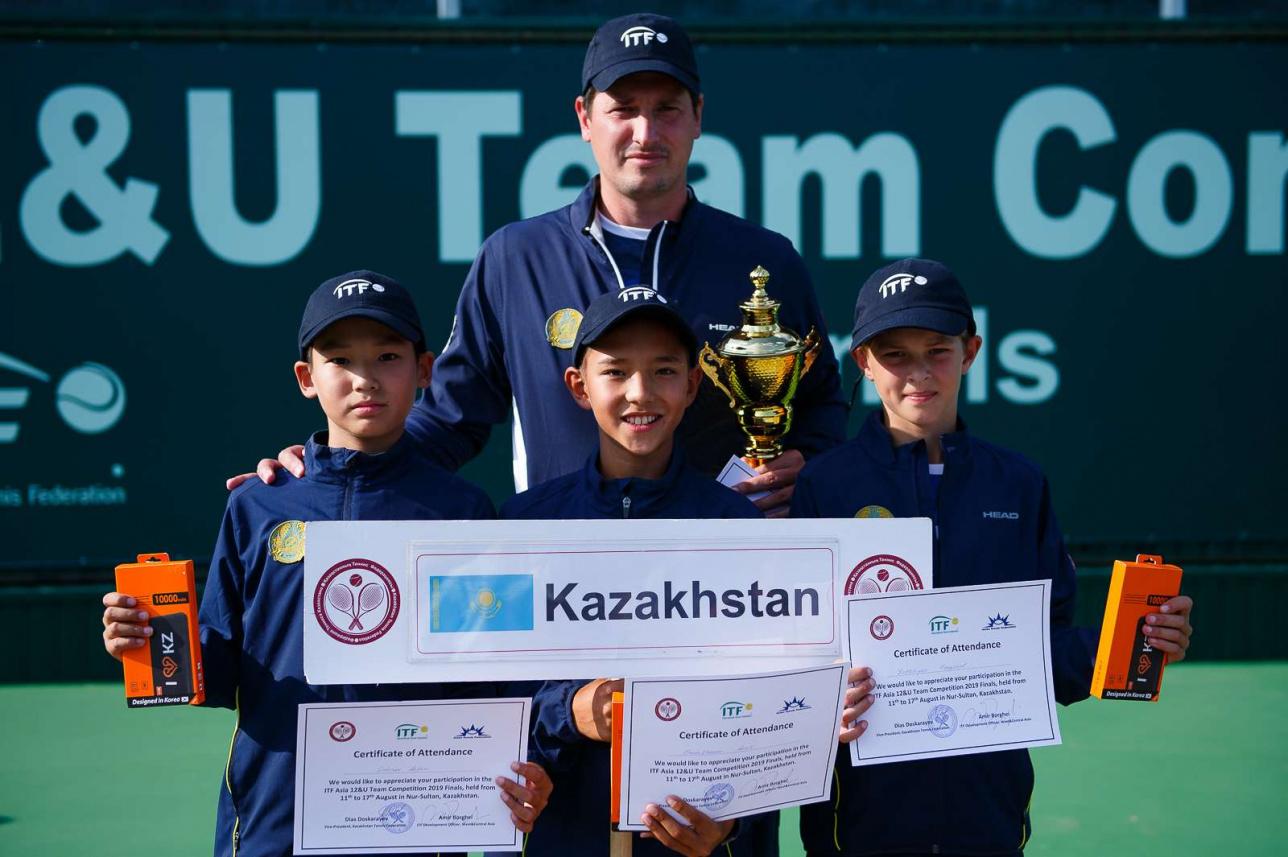 Бронзовые призёры чемпионата Азии