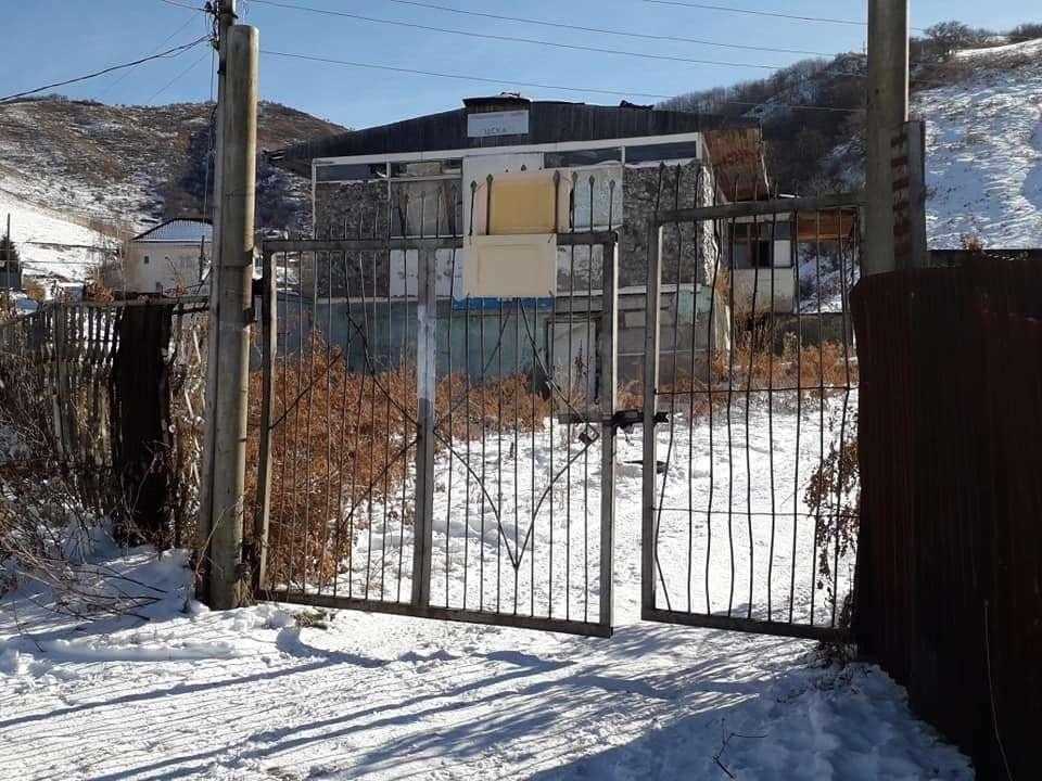 На заброшенной горнолыжной базе ЦСКА