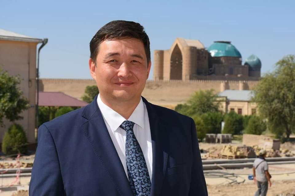 Сакен Калкаманов