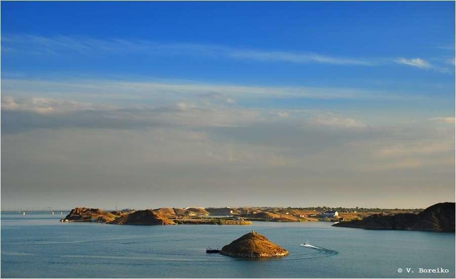 Капчагайское побережье