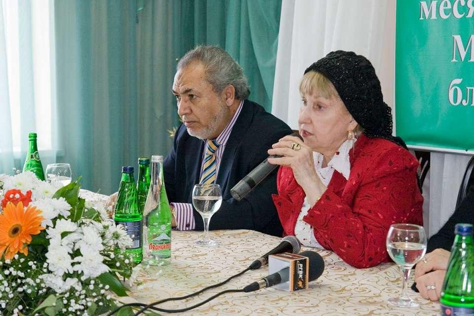 Валерия Порохова со своим супругом