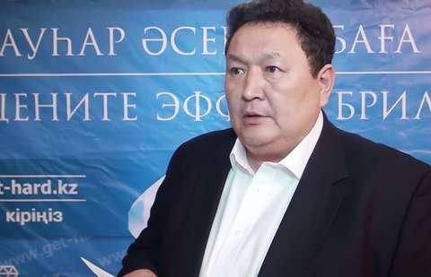 Профессор Булат Шалекенов