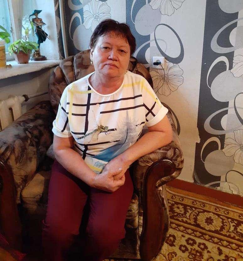 Кабира Болатбаева, 61 год. Семей, ВКО