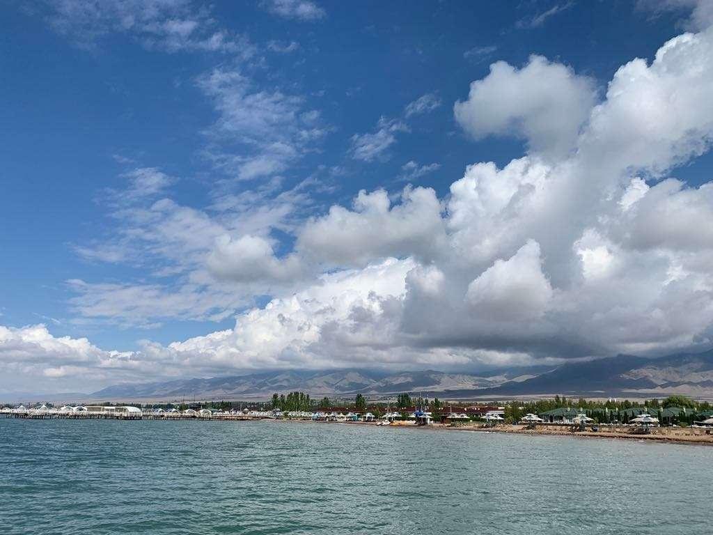 Северное побережье Иссык-Куля