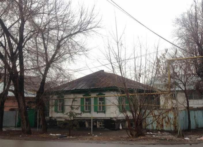Дома на улице Ашимбаева