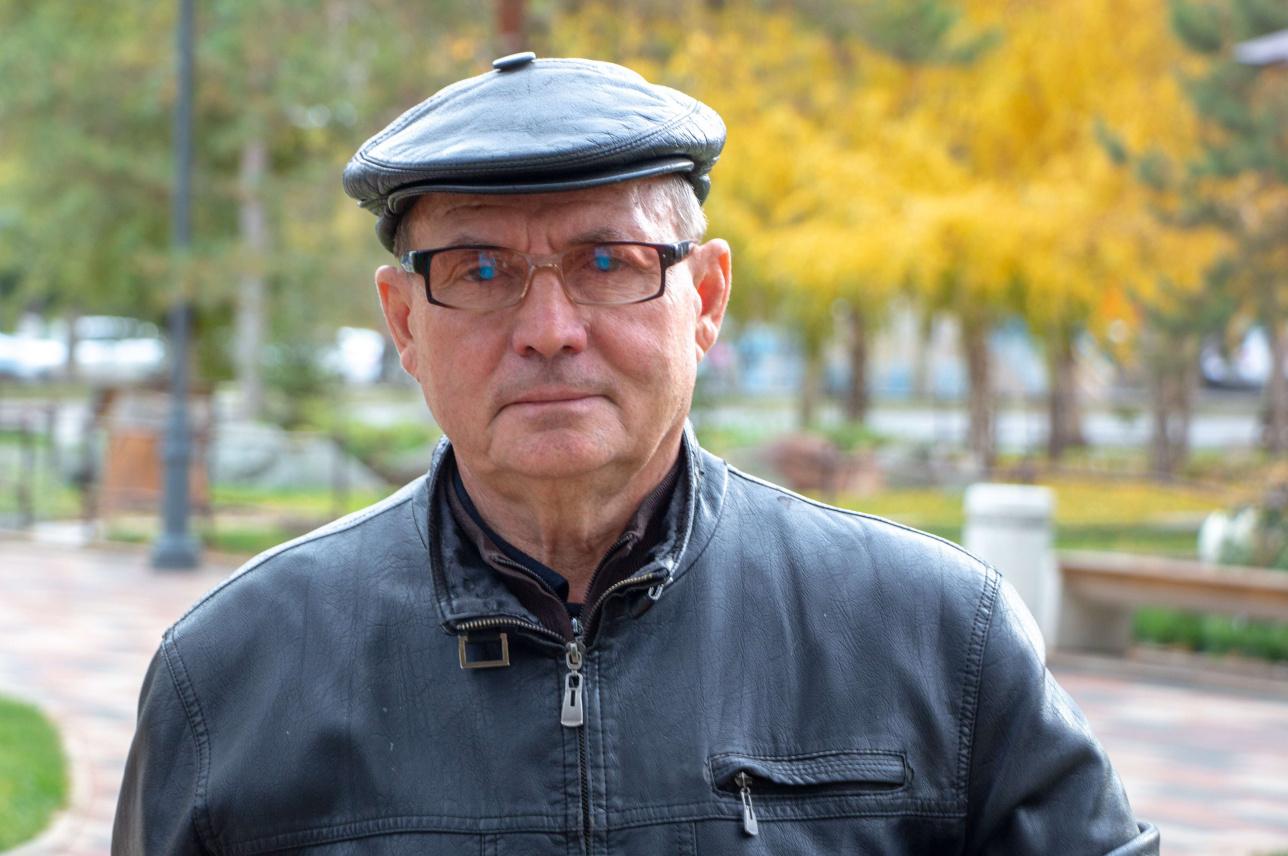 Александр Мандрыкин