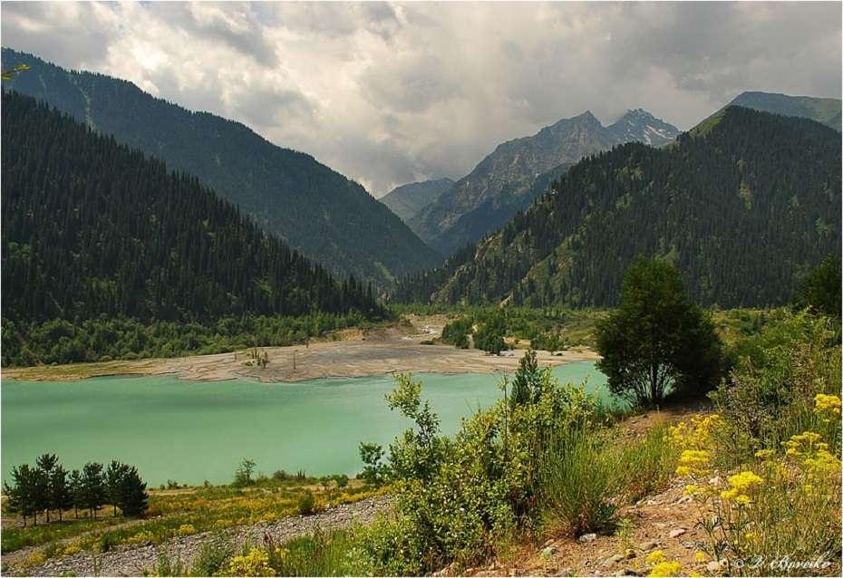 Озеро Иссык. Иле-Алатауский ГНПП
