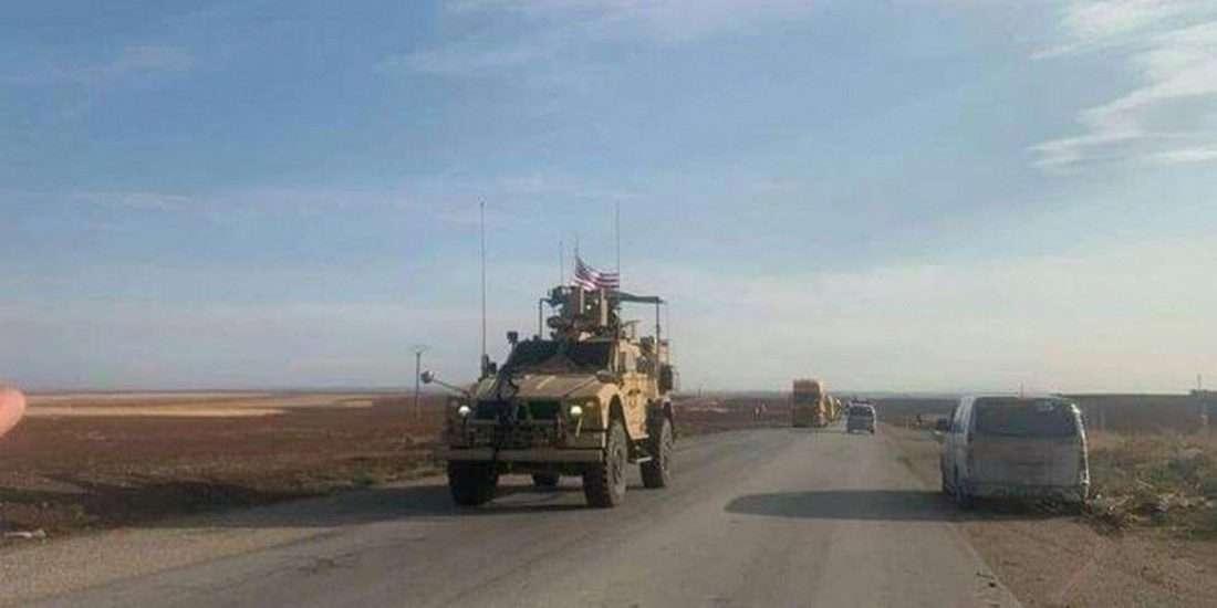 Вывод американских войск из Сирии