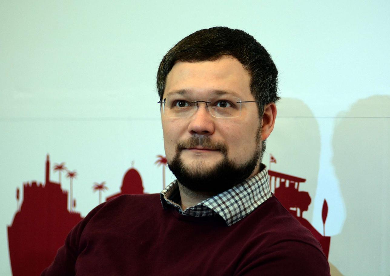 Сергей Негодяев, представитель ФРИИ