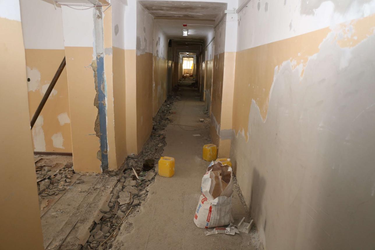 Общежитие №4 Satbayev University