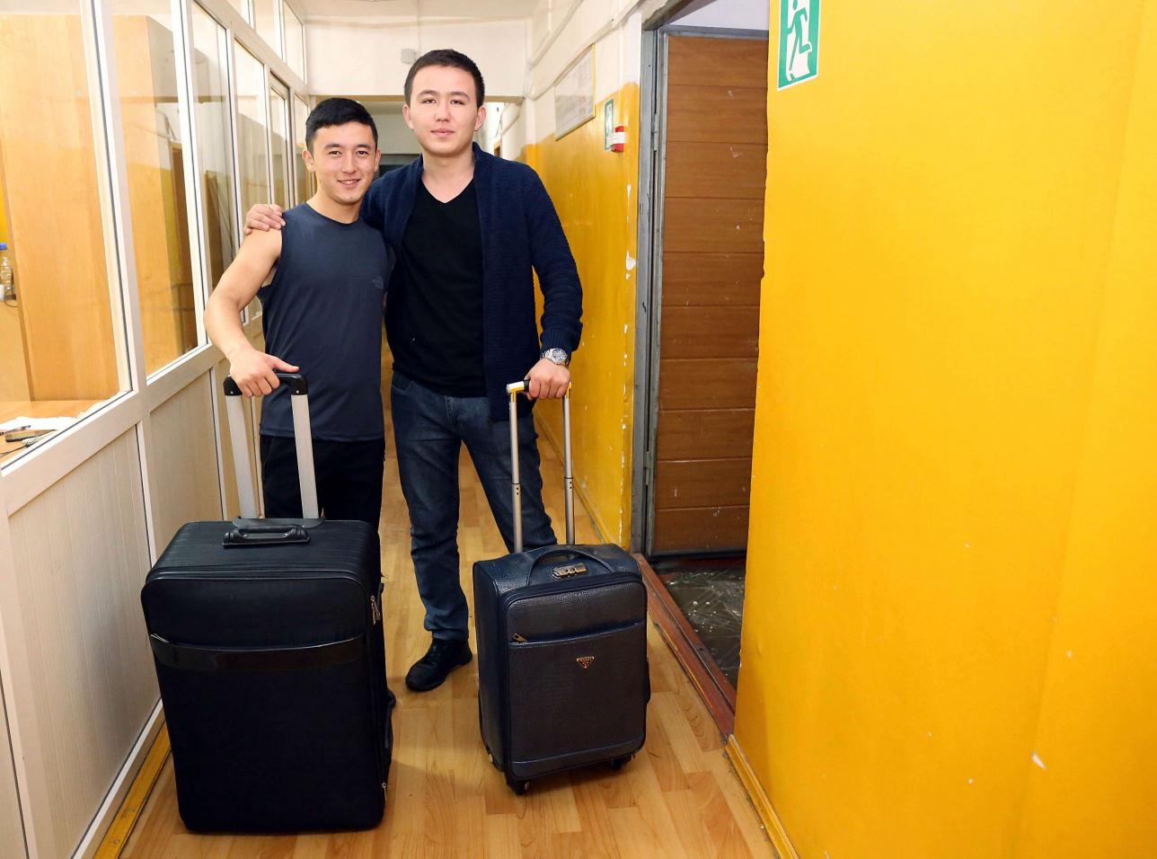 Общежитие №5 Satbayev University