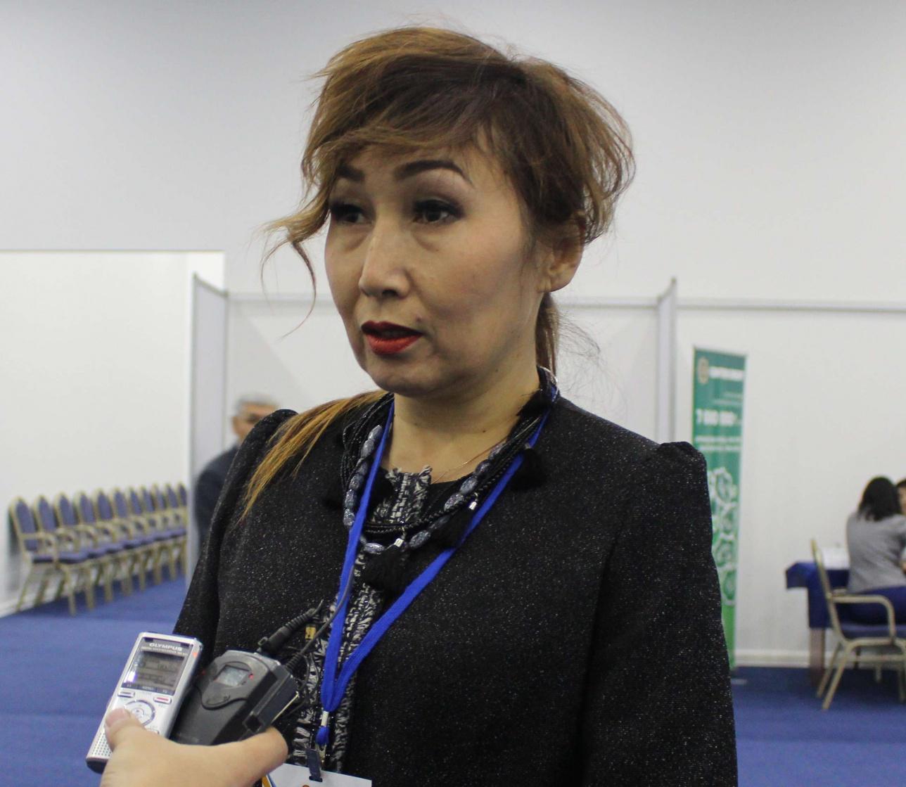 Гүлмира Қозбаева психолог