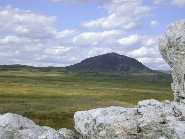 Шығыс Қазақстан облысындағы Толағай тауы