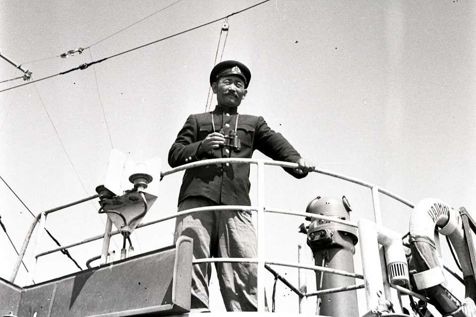 Балықшылар кемесінің капитаны Төлеген Әлімбетов