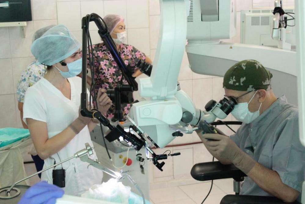 Операции, которые провёл Роберто Пужеду, не делают в Казахстане