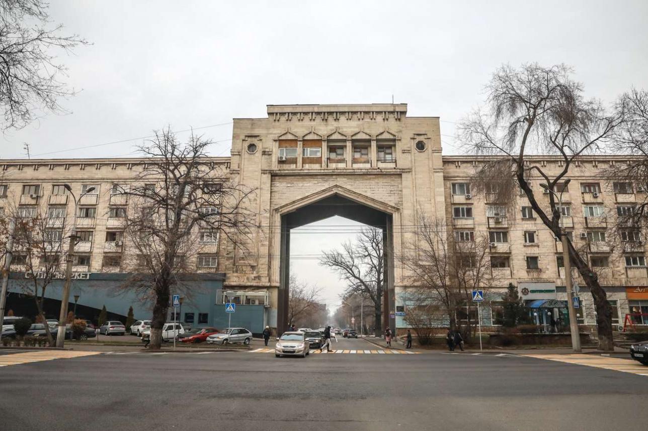 Жилой дом по ул. Гоголя 15