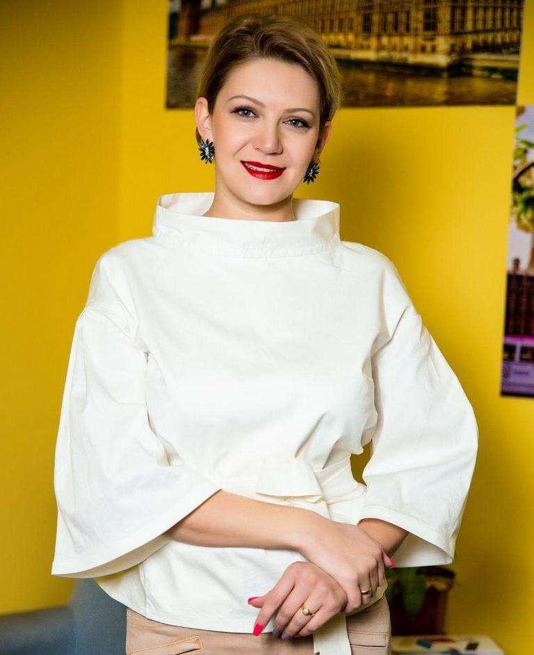 Психолог Ольга Мустафина