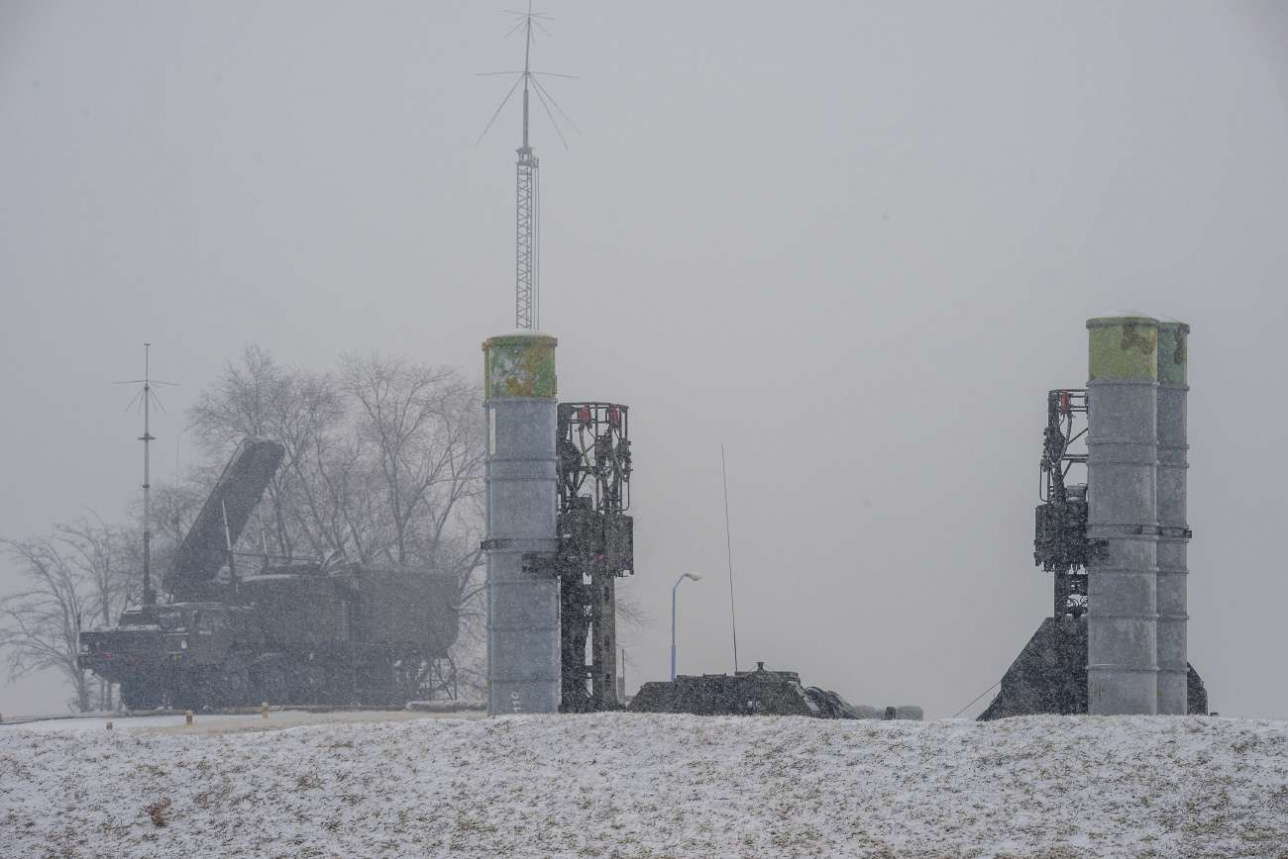 Зенитно-ракетный дивизион, в/ч 97617