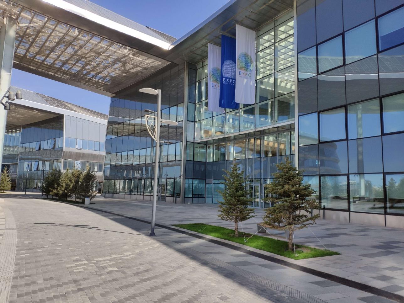 Бизнес-центр EXPO