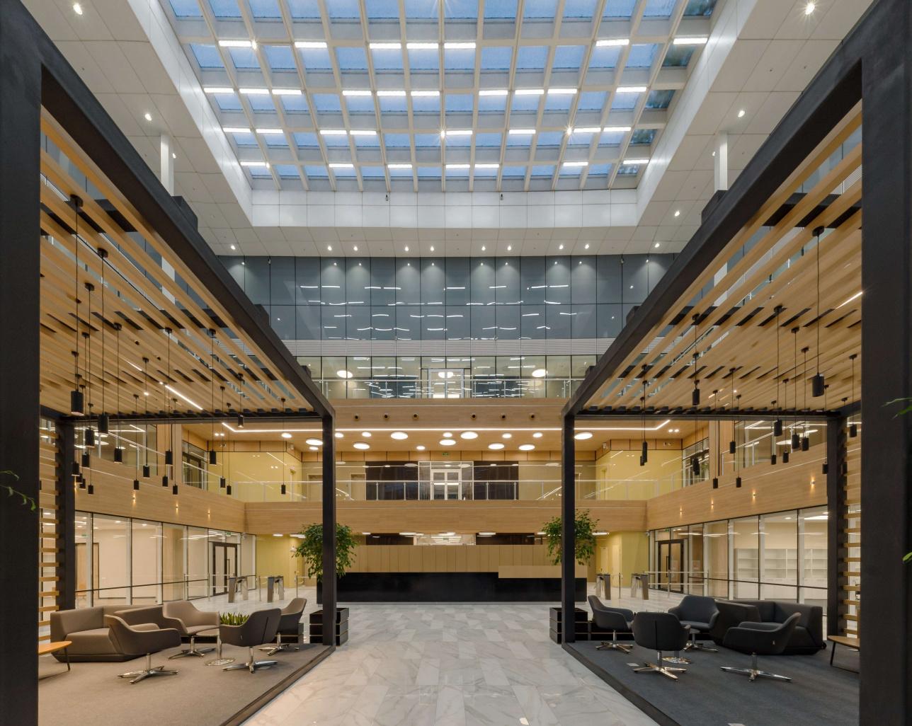 Бизнес центр EXPO
